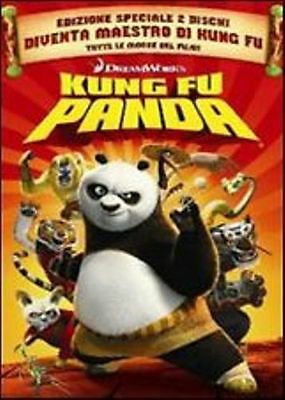 Dvd  KUNG FU PANDA  *** Special Edition 2 Dischi ***  ......NUOVO