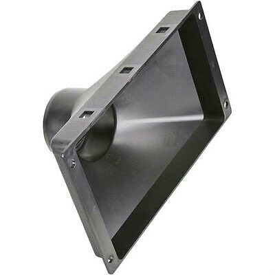 "Wood Shop Lathe Table Saw Dust Collection Hood 13-9/16"" x 7-5/16"" x 4"" Port New"