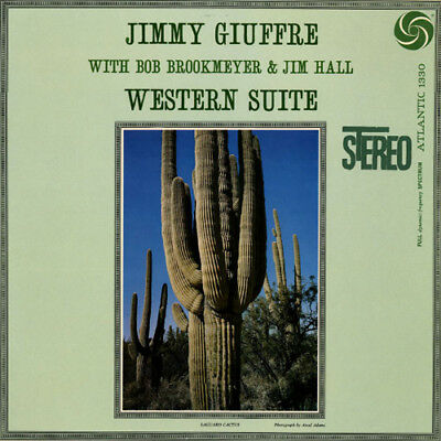 PP   Jimmy Giuffre - Western Suite 180g LP