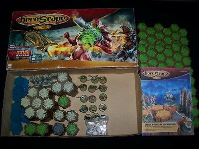 Heroscape Rise Of The Valkyrie Build Battle Game System 2004 Master Set