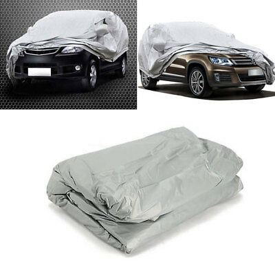 L Auto voiture Bâche Full CAR COVER HOUSSE protection bâche p/ SUV BMW Mazda VW