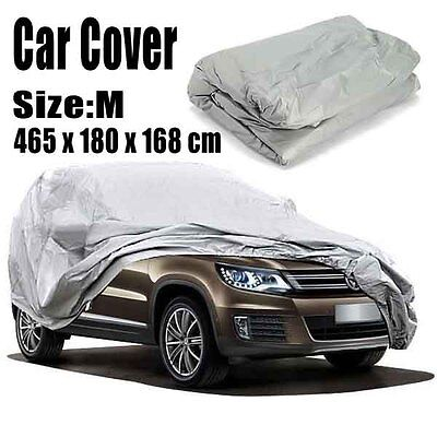 M Auto voiture Bâche Full CAR COVER HOUSSE protection bâche p/ SUV BMW Mazda VW