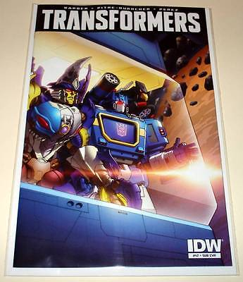 TRANSFORMERS # 47  IDW Comic Nov 2015  NM  SUBSCRIPTION COVER VARIANT