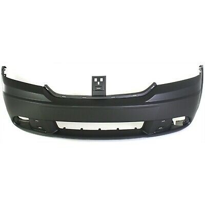 Front Bumper Cover For 2009-2010 Dodge Journey w/ fog lamp holes Primed CAPA