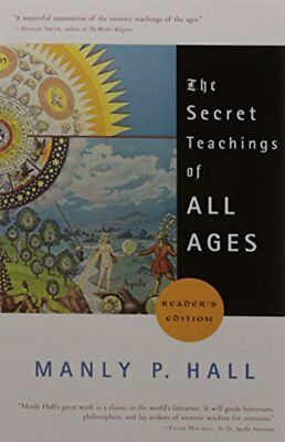 The Secret Teachings of All Ages-Manly P. Hall