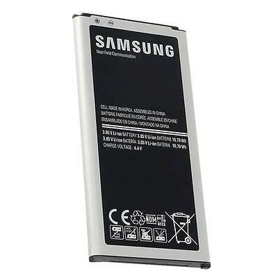 Genuine OEM Battery for Samsung Galaxy S5/SV EB-BG900BBZ 2800 mAh NFC