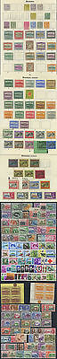 Dominica 1874/1966 mint collection on printed pages and stockleaves, a few QV is