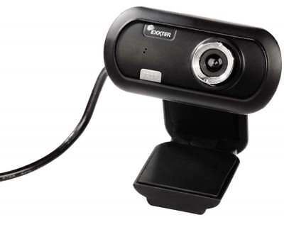 Hama USB HD Webcam Kamera PC Notebook für Skype MSN ICQ Yahoo Chat YouTube etc