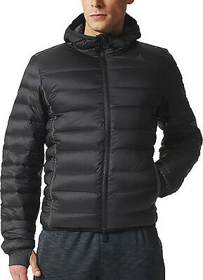 adidas ClimaHeat Light Mens Training Jacket - Black