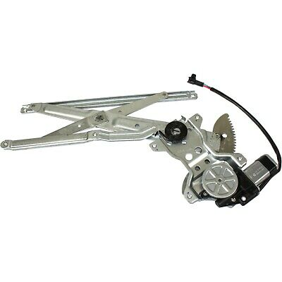 Power Window Regulator For 2000-2006 Toyota Tundra Front Driver Side With Motor
