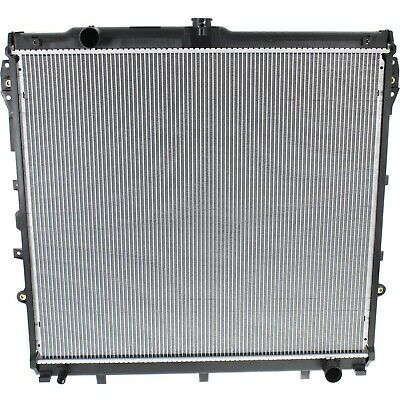 Aluminum Radiator For 2007-2014 Toyota Sequoia Tundra Factory Finish 164000S010