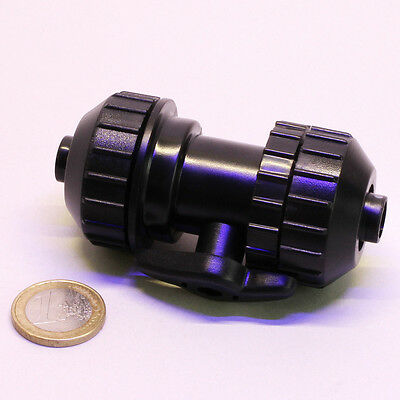 JBL* Aqua In-Out shut-off valve*For fast, simple water change
