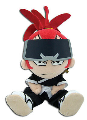 Bleach Official Genuine Renji Cosplay Doll Plush GE6980 *NEW*