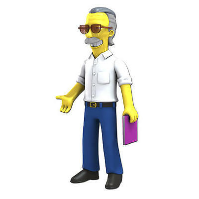Neca Simpsons- 25 of the greatest guest stars - Stan Lee Series five