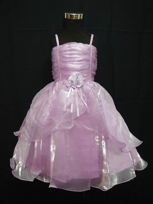 New Lilac Flower Girl/Pageant/Party Dress 2-3 Years