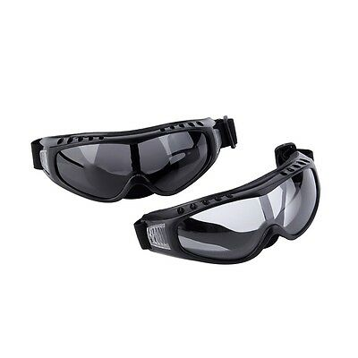 Snowboard Dustproof Sunglasses Motorcycle Ski Goggles Eye Glasses Eyewear GO