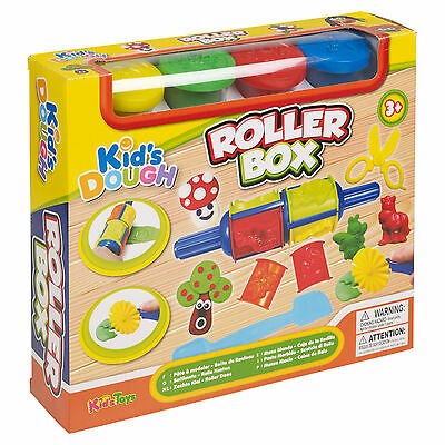 15pc Kids Play Dough Craft Gift Sets Tubs & Modelling Shapes Children Toys Xmas