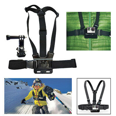 Harness Chest Mount Fixation for GoPro Hero Camera Action Sport 4 3 2 1