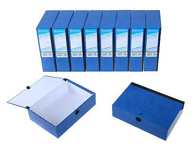 Ryman Select Box File A5 Pack of 10