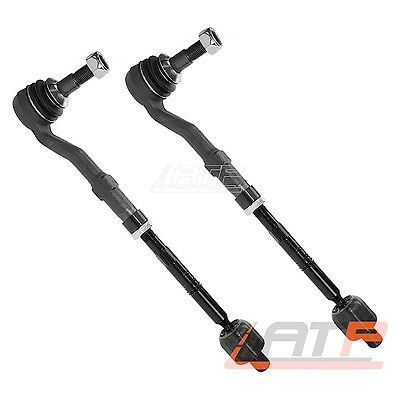 2x STEERING TRACK ROD + TIE ROD END  BMW 5 SERIES E60 +E61 TOURING
