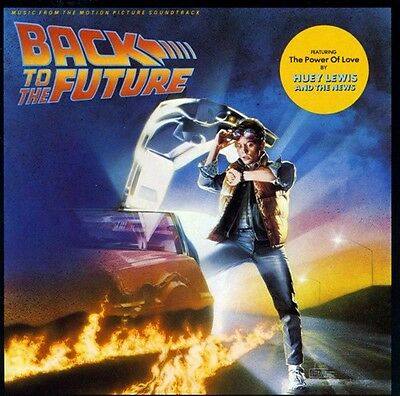 Back To The Future - Various Artists (1988, CD New)