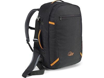 Lowe Alpine At Carry On 45 Backpack (Anthracite/tangerine)
