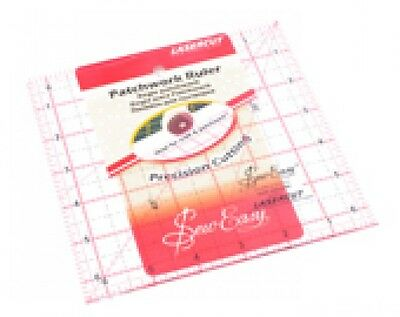 Sew Easy Patchwork Quilting Ruler - each (NL4177)