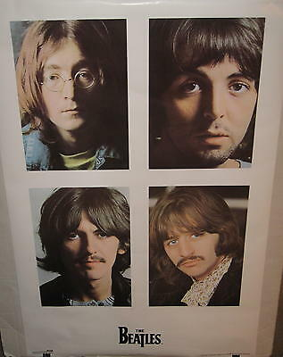 "Beatles ""White Album"" Poster Approx 23"" x35"""