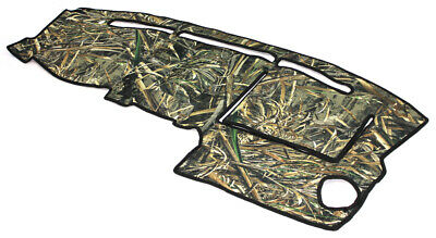 NEW Realtree Max-5 Camo Camouflage Dash Mat Cover FOR 1987-95 JEEP YJ WRANGLER