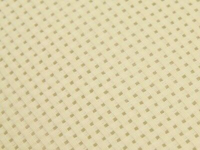 50cm 6 HPI Binca Cross Stitch Fabric  Cream - per metre (ES004BINCA-Cream)