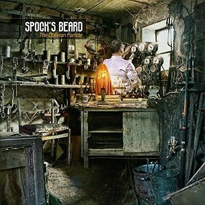 Spock's Beard - The Oblivion Particle [New CD] Digipack Packaging
