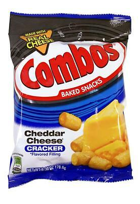 Combos Cheddar Cheese Cracker 178,6g (2.41 Euro pro 100g)