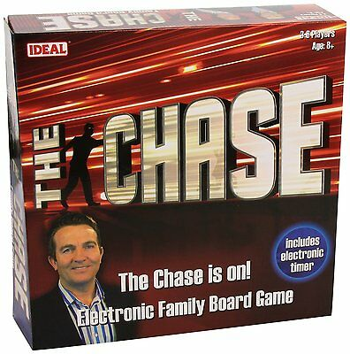 NEW! The Chase Board Game