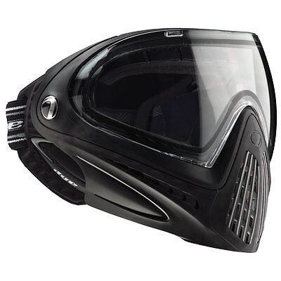 Dye I4 Paintball Mask Goggle - Thermal - Black