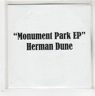(GE308) Herman Dune, Monument Park - DJ CD