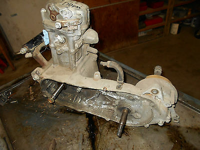 honda ch125 elite 125 engine motor running complete crankshaft cylinder 84 1984