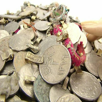 300 real COINS Tribal BellyDance ATS Kuchi ROUND ((standard unpolished))