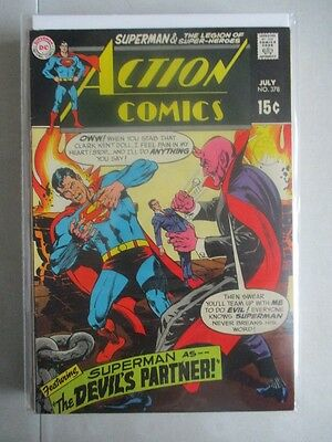 Action Comics Vol. 1 (1938-2011) #378 VF+