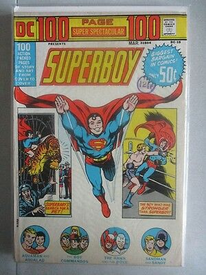 DC 100 Page Super Spectacular (1971-1973) #15 VG/FN