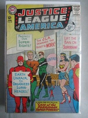 Justice League of America Vol. 1 (1960-1987) #28 FN-
