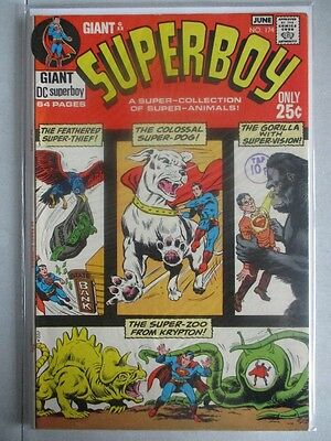 Superboy Vol. 1 (1949-1979) #174 VF+