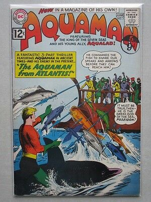 Aquaman Vol. 1 (1962-1978) #3 FN/VF