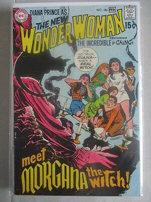 Wonder Woman Vol. 1 (1942-2011) #186 VF-