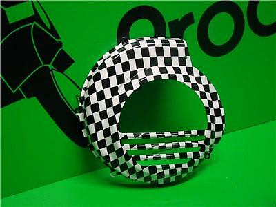 Ve Actif Flywheel Cover Chequered Non Electric Start Models Fits Vespa Px 125