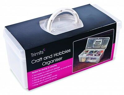 Impex Craft & Hobby Storage Carry Box - each (ORG05)