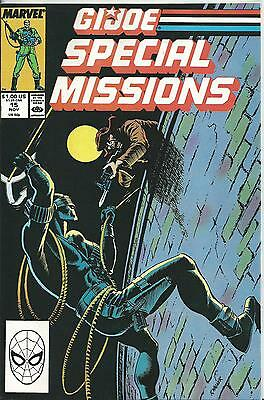 G.i.joe: A Real American Hero: Special Missions #15 (Marvel) (1988) Nm-