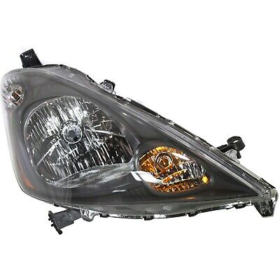Headlight For 2009 2010 2011 2012 2013 Honda Fit LX DX Models Right With Bulb