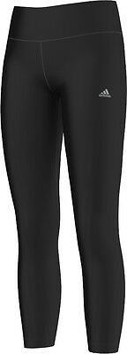 Adidas Infinite Series Junior Long Running Tights - Black