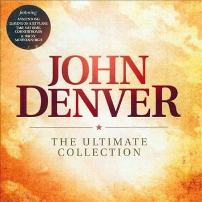 John Denver - The Ultimate Collection Used - Very Good Cd