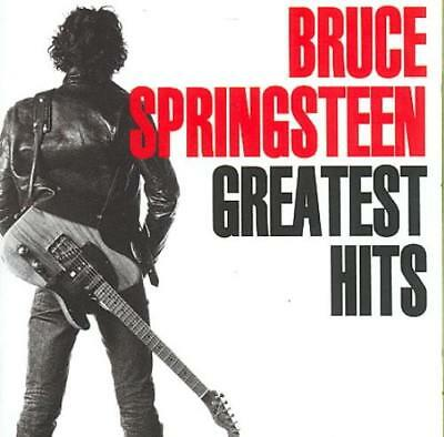 Bruce Springsteen - Greatest Hits Used - Very Good Cd